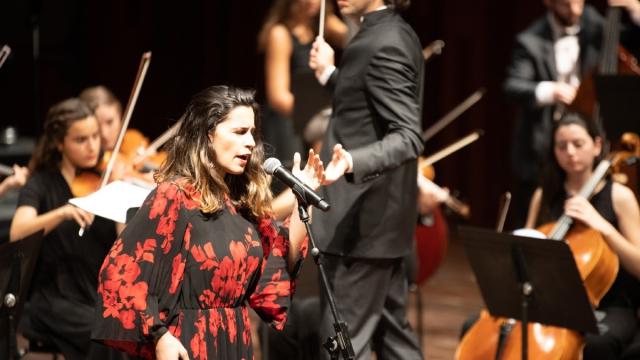 La JOSB AMB CARLOS CHECA I LAURA MARCHAL 13-05-19