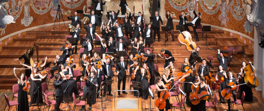 The JOSB  returns to the  Palau de la Música and Auditori of Barcelona in the Fourth Season.