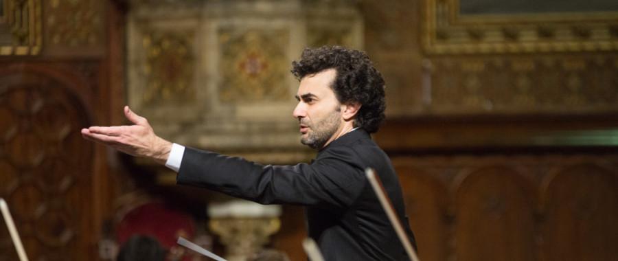 Íñigo Pirfano, director convidat. V Temporada